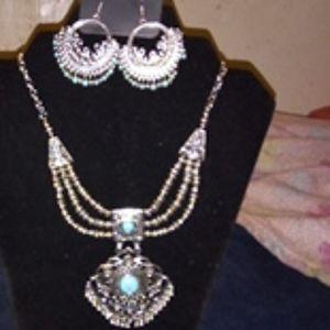 4pc jewelry set